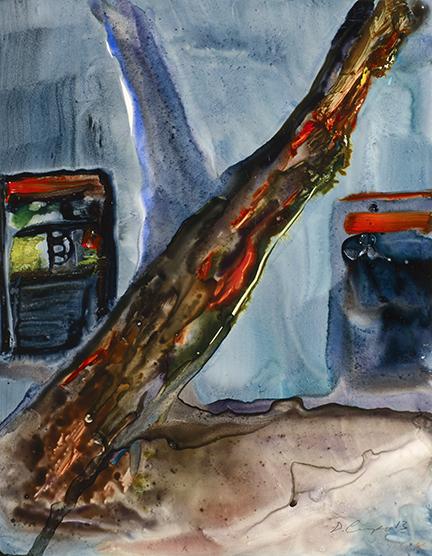 Mexican Tree #10 giclee_DSC2072 Dick Crispo