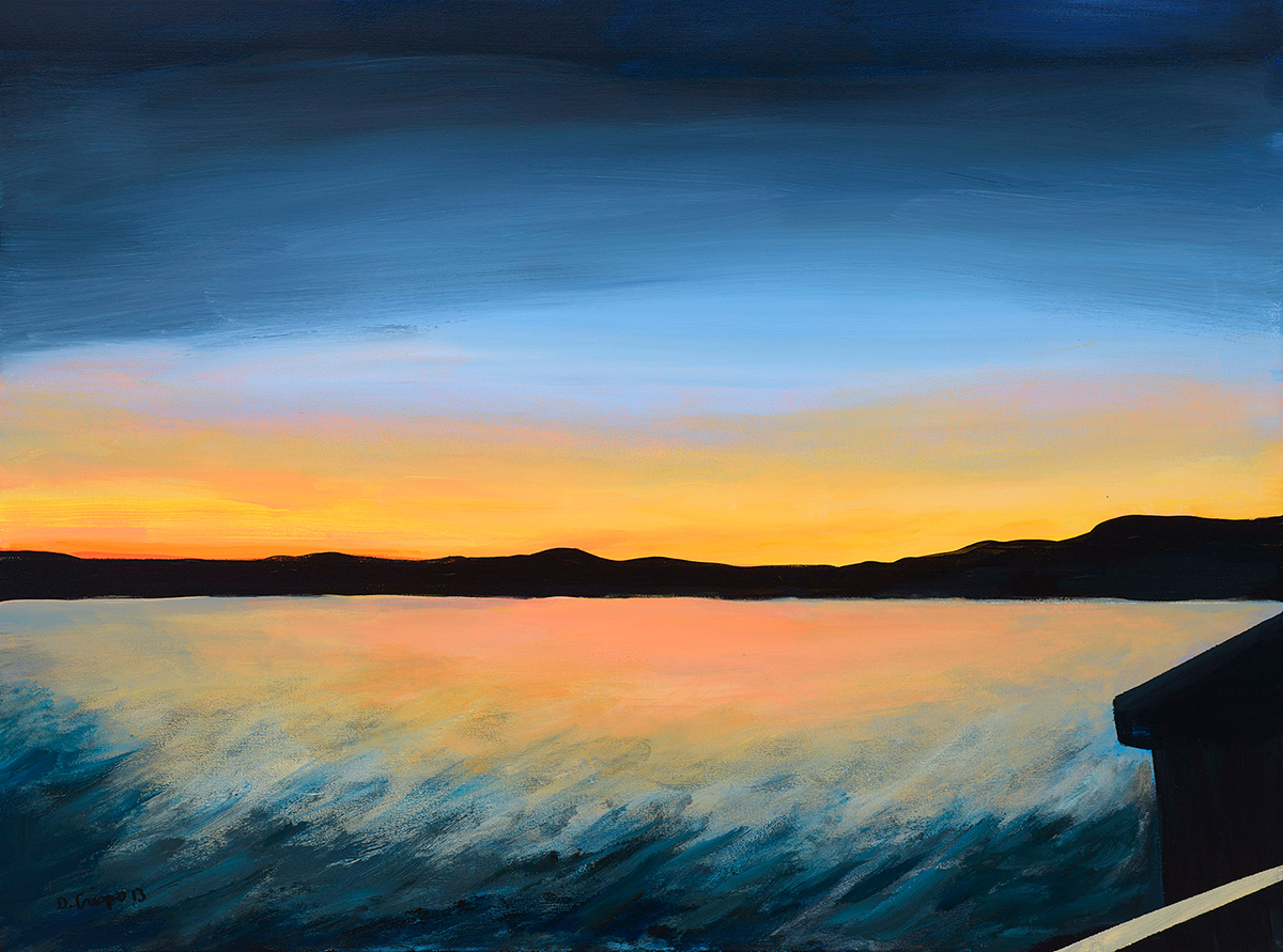 Monterey-Bay-at-7 18x24 giclee Dick Crispo