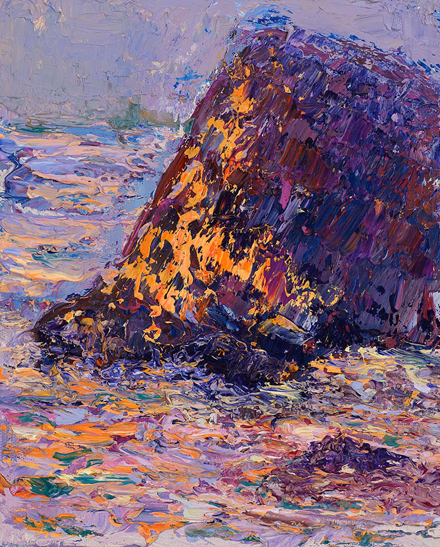 Seascape No 2 giclee 18x24_DSC1238 Dick Crispo
