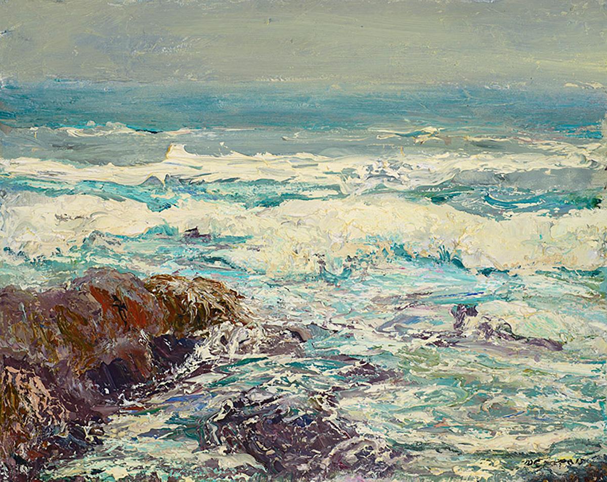Seascape No 3 giclee 18x24_DSC1242 Dick Crispo