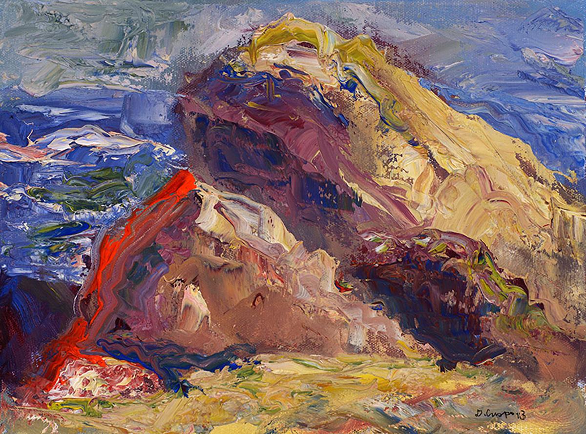 Seascape No 6 giclee 18x24_DSC1239 Dick Crispo