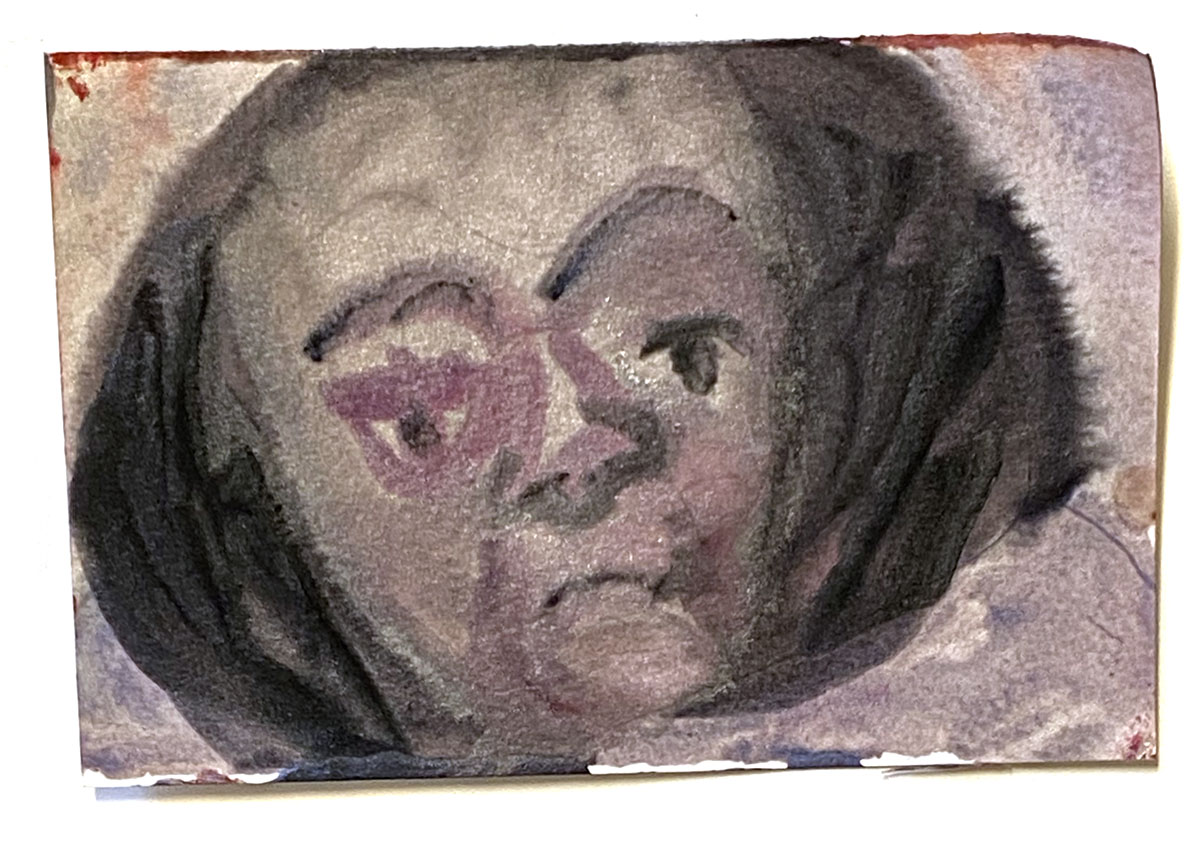 Watercolor Passive 4x6 original_0848 Dick Crispo
