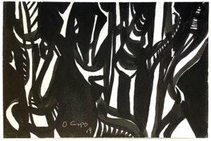 Rhythm of the Trees No 4 Dick Crispo