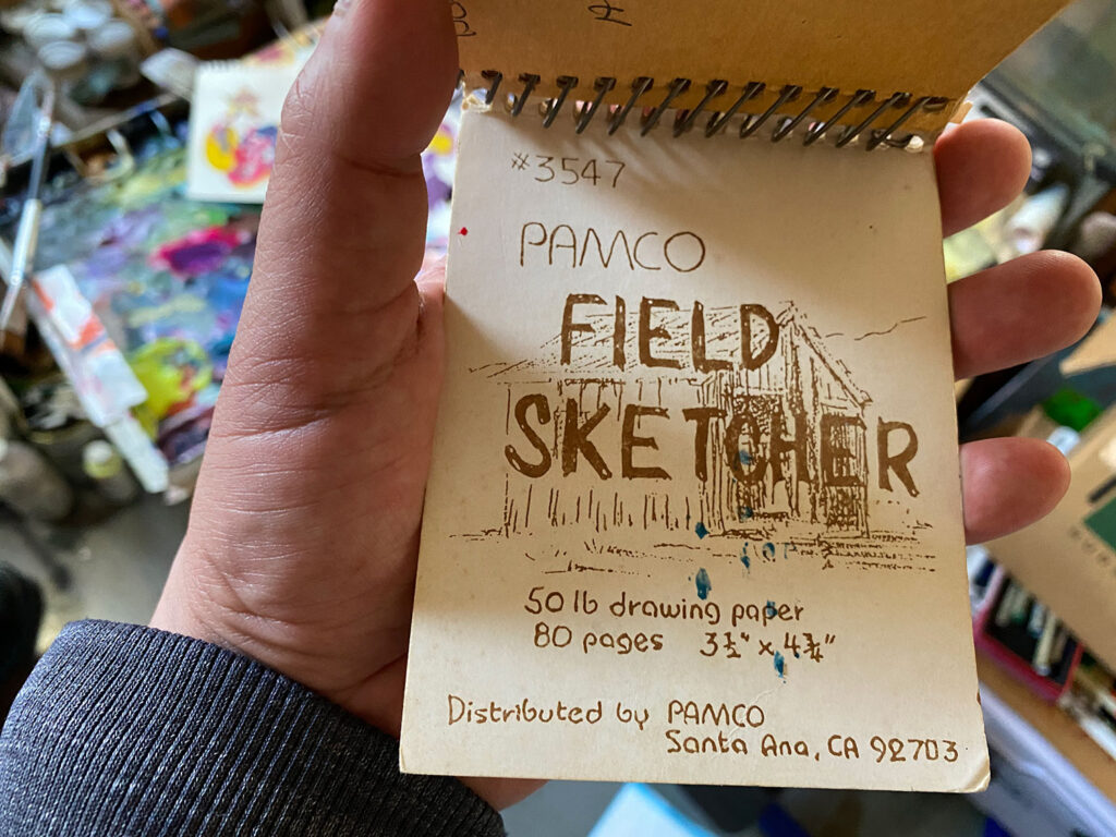 Pamco Field Sketcher cover
